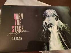 Bts Burn The Stage Documentary Of The Wings Tour Movie Ticket Holder V