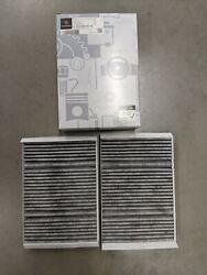 Genuine Oem Mercedes Benz W222 S-class Charcoal Cabin Air Filter