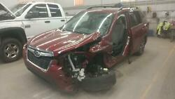 Tailgate / Trunk / Decklid For Forester Assy Red With Lights Less Camera