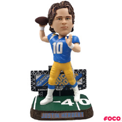Justin Herbert Los Angeles Chargers Scoreboard Special Edition Bobblehead Nfl
