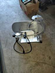 Globe Model Gc 10 10 Inch Manual Meat Slicer - Il Pick Up Only