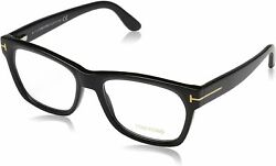 Tom Ford Tf 5468-f 002 Eyeglasses 5468 Matte Black Authentic New Asian Fit 55mm
