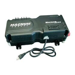 Magnum Energy 1000w 12v Inverter/50a Pfc Charger With Gfcimms1012-g