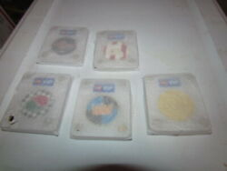 Lego Vip Collectible Coins Complete Set All 5