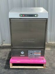 Hobart Lxih Commercial High Temp Under Counter Dishwasher Video Demo