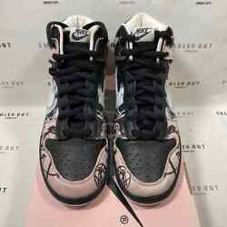 Nike Sb Dunk High Unkle 2004 - Size 10.5 - 305050 013 4213-8