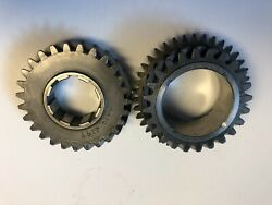 Porsche Q 4th Or Fifth Gear Set 2427 Ratio 1.125 911/912 To 1971 914 All