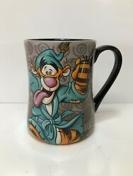 Tigger Coffee Mug Cup Winnie The Pooh Disney Parks Wired For Another Day Large