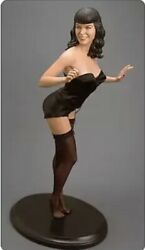 Bettie Page Queen Of Pinups 14 Statue Executive Replicas Only 500 Made Hot