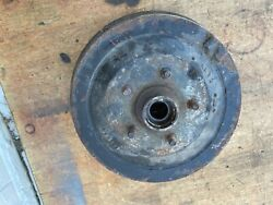 1969 69 B-body Driver Hub Drum Charger Left Hand Threads 70 1970 Gtx 11 Inch 68