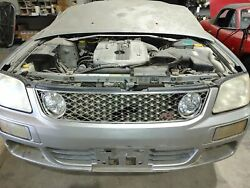 Jdm 1998 Nissan Stagea 2.5rs Auto Rb25det Rwd Front Cut For Parting