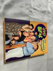 Saved By The Bell - The College Years Dvd, 2004 3 Disc Set, Slipcover Rare Oop