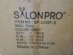Salonpro Orbiting Halo Wall Mounted Infrared Hair Color Processor Dryer