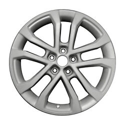 Reconditioned 17 Silver Alloy Wheel 2016-2018 Chevy Sonic Hatchback 560-5791