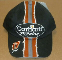 Racing Embroidered Cap A233 Blk