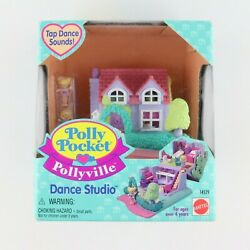 Polly Pocket 1995 Dance Studio New And Sealed