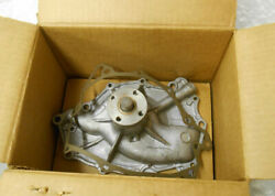 Nos Gm 1963 1964 Oldsmobile 394 With A/c 6.5l Water Pump 382693 Real Deal Gm