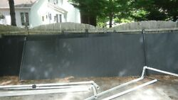Solar Pool Heater Panel. Five 4x11 Panels And 66 Ft Of 2.5in Pvcandnbsp Andnbsp