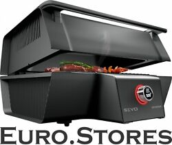 Severin Pg 8106 Electric Table Bbq Grill 500 Anddeg C Boostzone 3000w Brand New