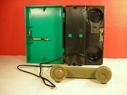 Retro Soviet Telephone For Emergency Direct Calls Police Ussr 1990s