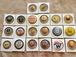 Collector Buttons Lot Of 20