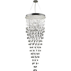 Asfour Crystal Chandelier High Quality Foyer Ceiling Lighting Sale 16-light 80