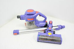 See Notes Moosoo Cordless Vacuum Cleaner 24kp Powerful Suction Speed Brushless