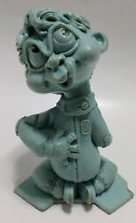 1964 Marx Nutty Mads/blame Its - I Didn't Eat It - Vintage Toy Collectable