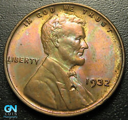 Nice Color 1932 P Lincoln Cent Wheat Penny -- Make Us An Offer G5271