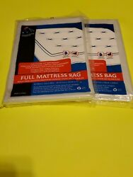 Mattress Bag for FULL size Pillow Top Mattresses 54 IN X 12 IN X 90 IN