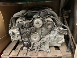 Porsche Boxster S Engine M96.24 Engine 91k Miles Boxster 986 S Boxster 3.2 Engin