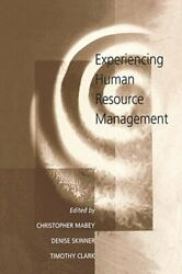 Experiencing Human Resource Management By Dr. Mabey Christopher New
