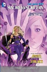 Sword Of Sorcery Vol. 1 Amethyst The New 52 By Christy Marx New