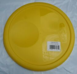 12-rubbermaid Fg572500 Lid For 6-8 Quart Round Storage Containers 12 Pack