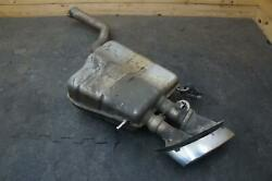 Left Exhaust Muffler Assembly Oem 4w0253609c Bentley Flying Spur W12 2013-18