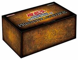 Yugioh Ocg Duel Monsters Prismatic God Box New From Japan By Dhl