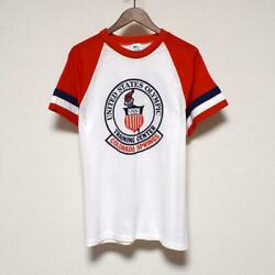 70s 80s Vintage Olympic Games Training Center T-shirt Made In Usa