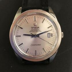 Omega Seamaster Chronometer 60-70and039s 168.022 / 168.028 Menand039s Watch Rare