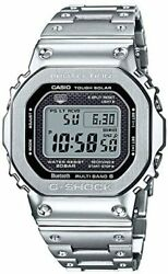 Casio Gshock Gmwb5000d1 Connection Tough Solar Stainless Steel Watch Gmwb5000d1