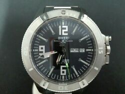 Ball Space Master Dm2036a S10cj Bk Used Watch Automatic Winding Excellent Cond.