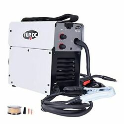 Portable Gasless Mig Welder 125a Dc 110v/120v Wire Automatic Feed Inverter
