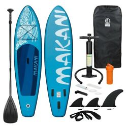 Ecd Inflatable Stand Up Paddle Board - Premium Sup Accessories - Multiple Colors