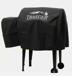 Traeger Hydrotuff Cover For Junior Black Bac309 New Fits Bbq 055 Free Shipping