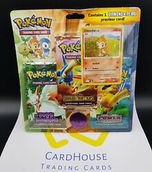 3 Pack Pokemon Blister Booster Ex Holon Phantoms Dragon Frontiers Factory Sealed