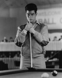 234684 Tom Cruise In The Color Of Money Classic Holding Pool Cue Affiche Poster