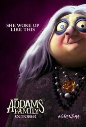 239453 The Addams Family Grandma Character Affiche Poster