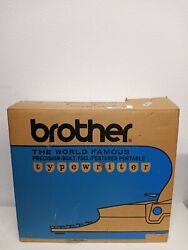 New . Brother 3800 Correct-o-riter Electric Typewriter