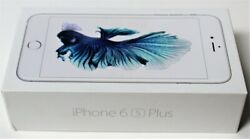 Apple Iphone 6s Plus 32gb Silver 4g Lte A1634atandtnew Other Sealed Box