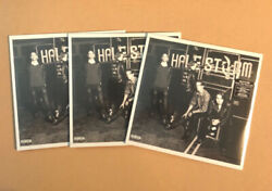 Halestorm Into The Wild Life 2015 Double Vinyl Red, Yellow And Blue Colored