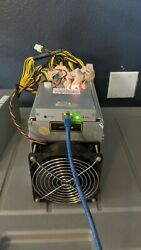 Bitmain Antminer L3+ 570mh/s Miner Litecoin/dogecoin Usa Tuned For Efficiency
